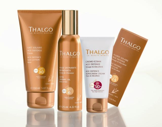 Nueva generación de tratamientos Solares THALGO, con SUN'YTOL