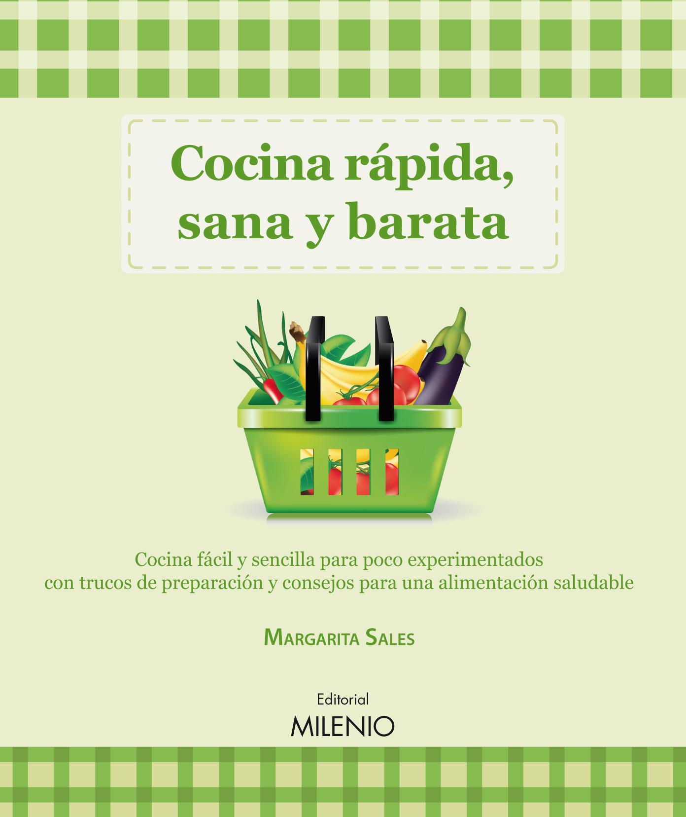 libro comida sana: