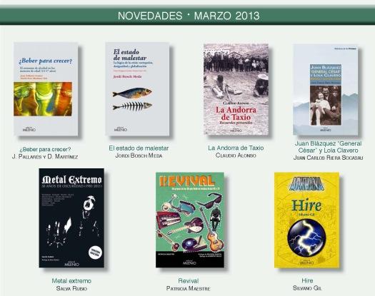 1303 Editorial Milenio