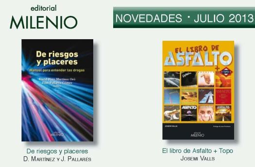 Boletín Editorial Milenio