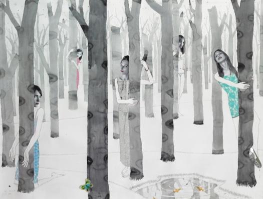 Hideandseek, de Gino Rubert, per La Setmana