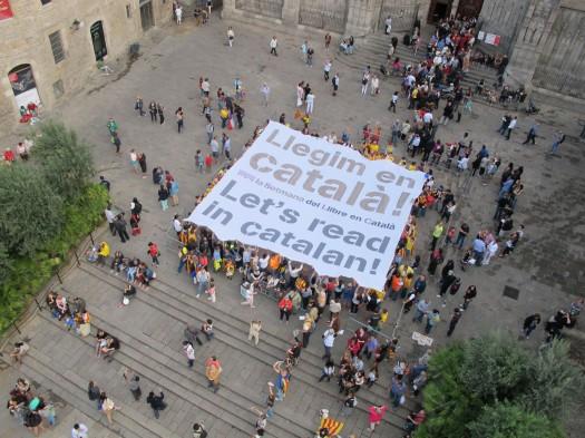 11.09.13 La Setmana Llegim en Català 1