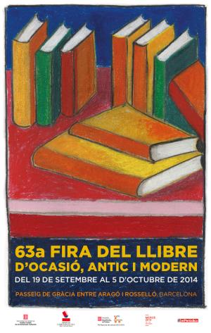 Cartell 63a Fira Mark