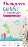 Cartell Musiquem Lleida