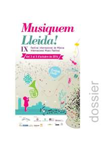 DOSSIER Musiquem Lleida