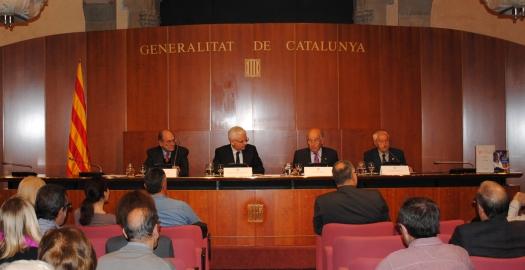 Presentació de Butlletí d'informació dels Països Catalans i Per què en sóc? 1