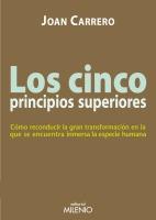 1505 LOS CINCO PRINCIPIOS SUPERIORES