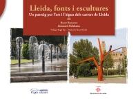 1603 Lleida, fonts i escultures